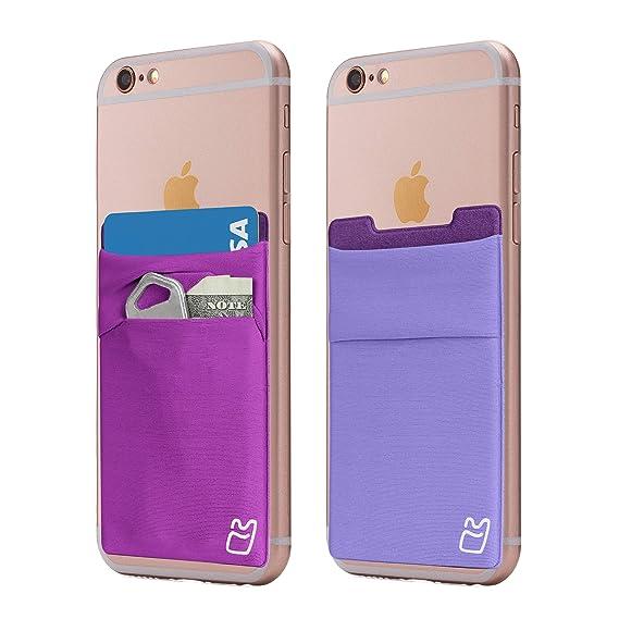 Amazon.com: Funda elástica para teléfono móvil, para iPhone ...