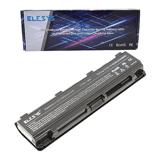 ... Compatible con batería de portátil Toshiba Satellite C800 C850 C850D C855-S5206 C855-S5214 C855D C870 L800 L830 L855 L870 P800: Amazon.es: Electrónica