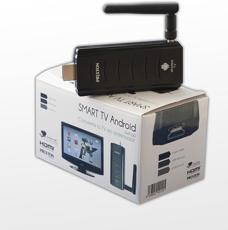 Prixton SMT100, Smart TV android: Amazon.es: Informática