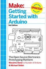 Getting Started with Arduino: The Open Source Electronics Prototyping Platform (Make) Kindle Edition
