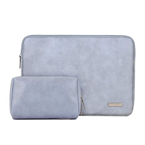 "Funda Ordenador portatil 13.3 Pulgadas y Macbook Air Pro 13"", Azul Claro"