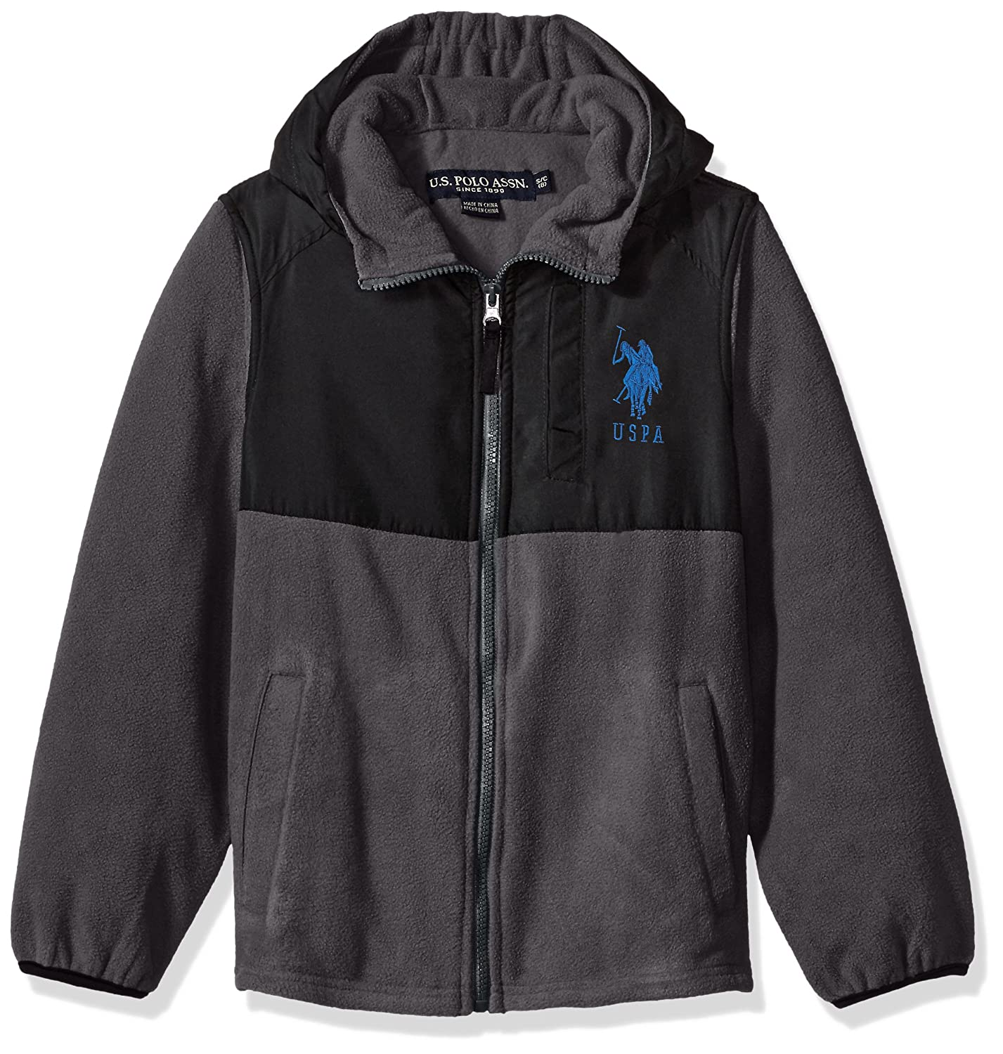 U.S. Polo Assn. Big Boys' Outerwear Jacket (More Styles Available) US Polo Association OBUB99H