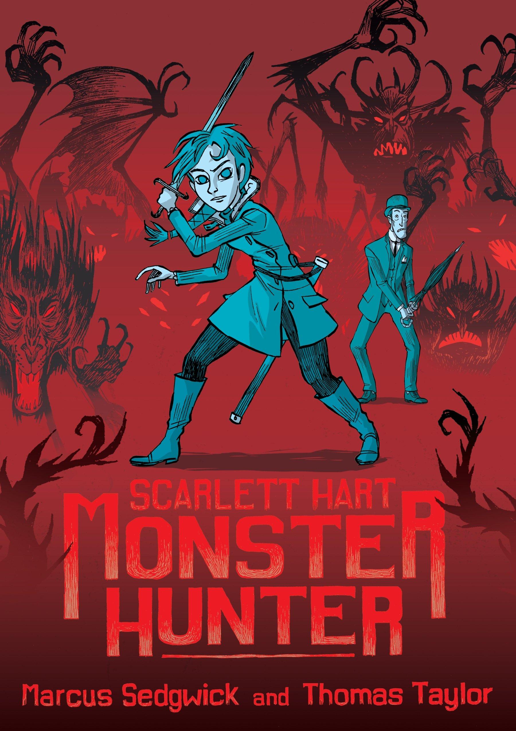 Image result for scarlett hart monster hunter cover