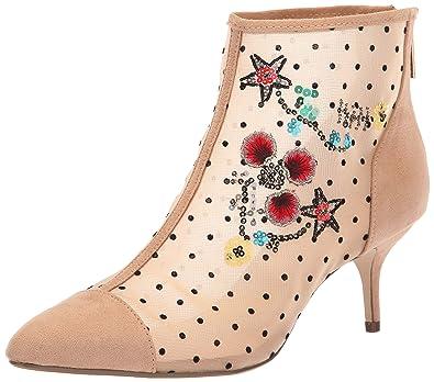3e857e28a16ec Amazon.com: Nanette Nanette Lepore Women's Nora Fashion Boot: Shoes