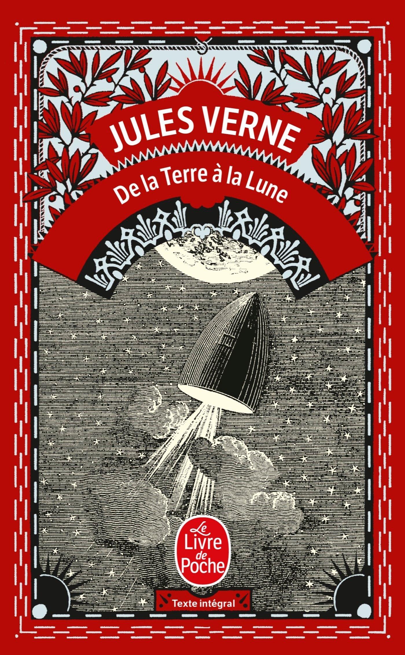 De La Terre A La Lune Ldp Classiques French Edition