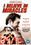 Brian Clough: I Believe in Miracles [DVD] [2015]