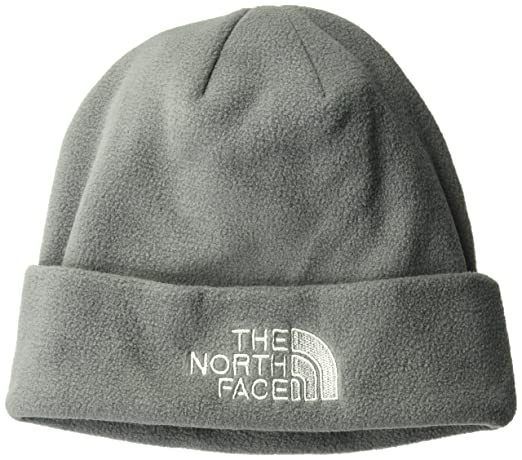 add9d878483 Amazon.com  The North Face Double Layers Winter Thicken Polar Fleece  Thermal Beanie Hat (Black