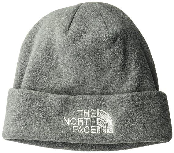 18a0da648d5 Amazon.com  The North Face Double Layers Winter Thicken Polar Fleece  Thermal Beanie Hat (Black