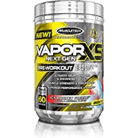 MuscleTech Vapor X5 Next Gen Pre Workout Powder, 27.2 Ounce