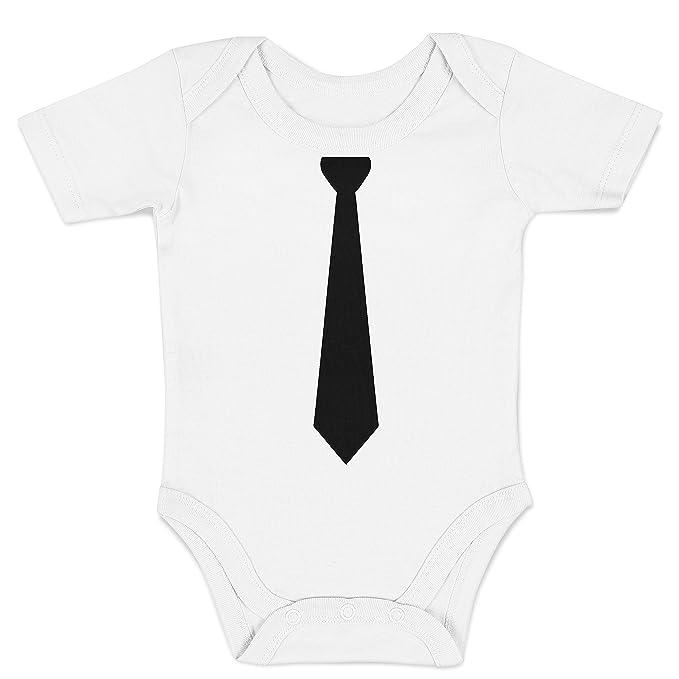 LaMAGLIERIA Body Bebè Corbata - Funny Baby Body: Amazon.es: Ropa y ...
