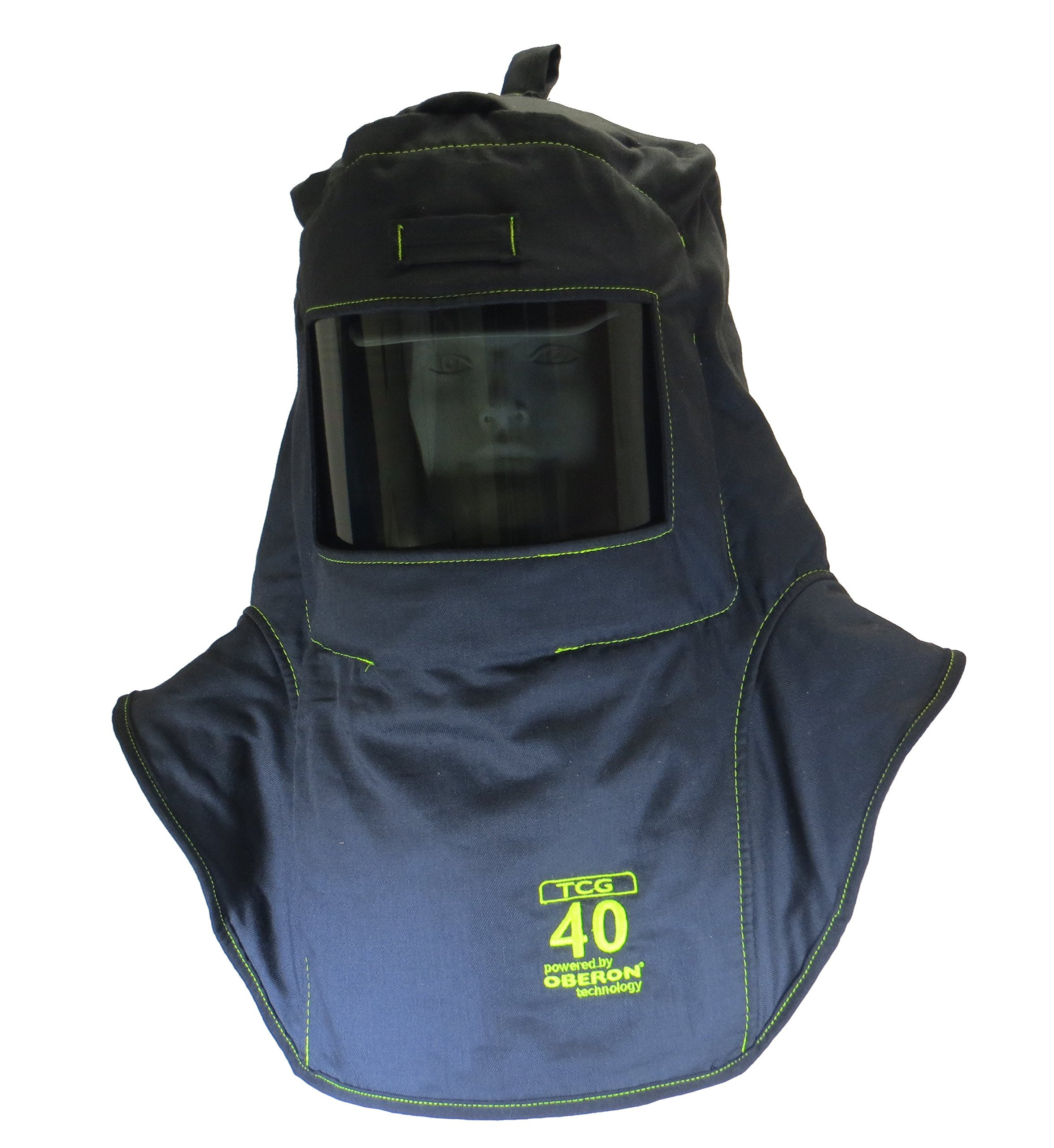 TCG40 Series Ultralight Arc Flash Hood & Hard Cap