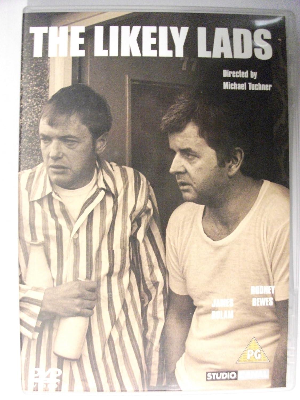 The Likely Lads [Reino Unido] [DVD]: Amazon.es: Rodney ...
