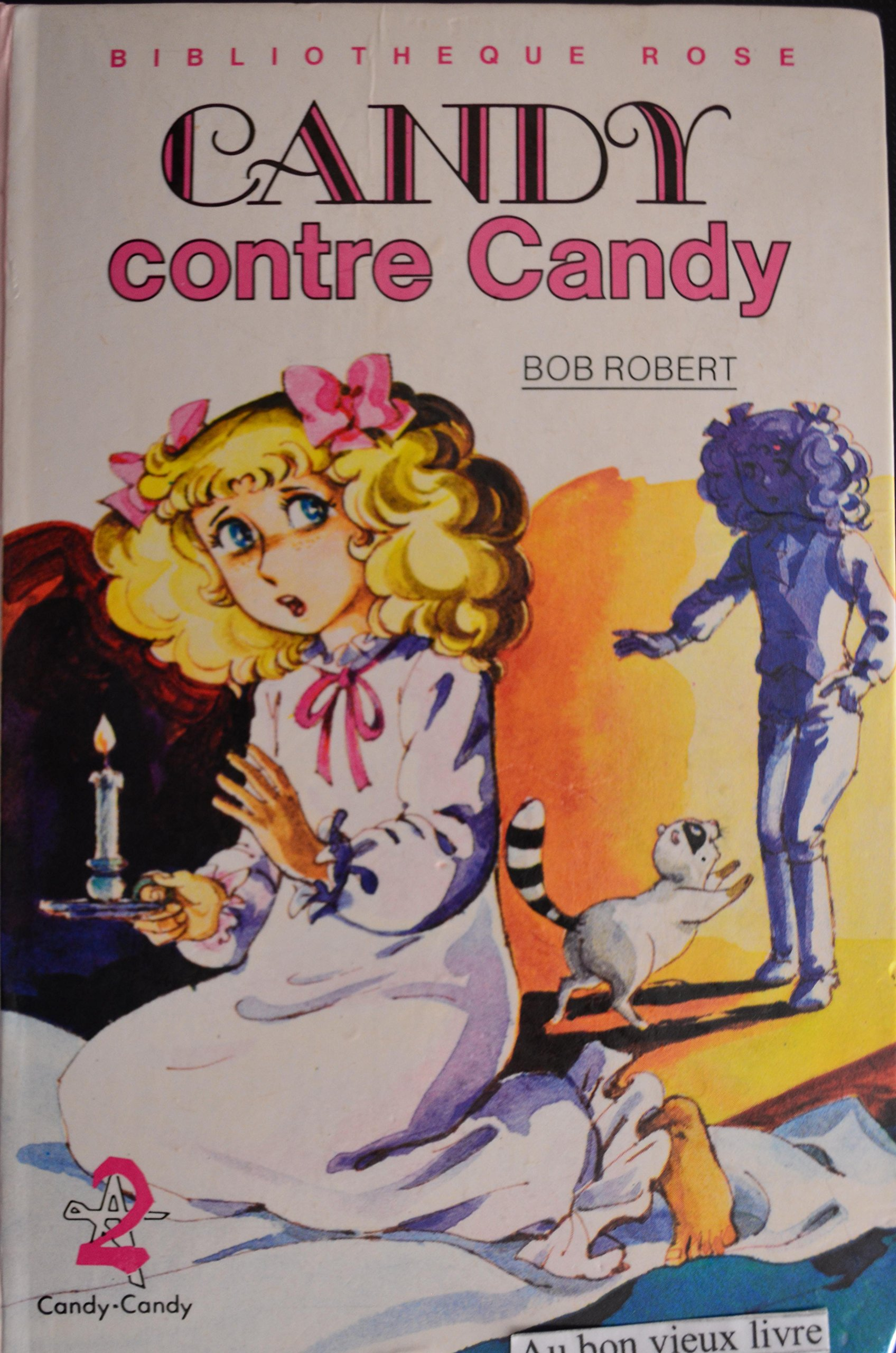 Candy Contre Candy Bibliotheque Rose French Edition Bob