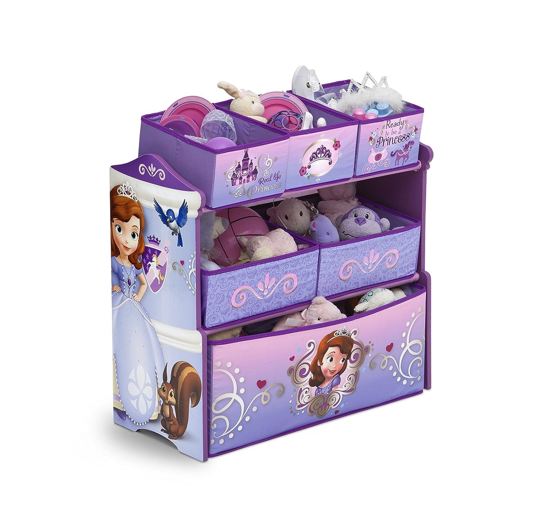 Delta children meuble de rangement multi boites princesse sofia ...