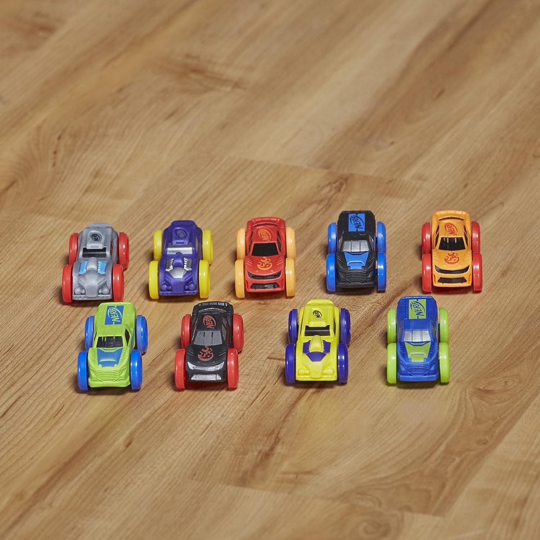 Amazon Nerf Nitro Moto Fury Rapid Rally Action Figure Toys & Games