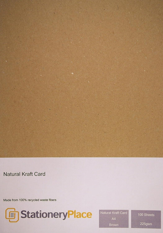 7954613f8 high-quality Stationery lugar – A4 – 225 g/m² de tarjeta de papel ·  well-wreapped Bolsas ...