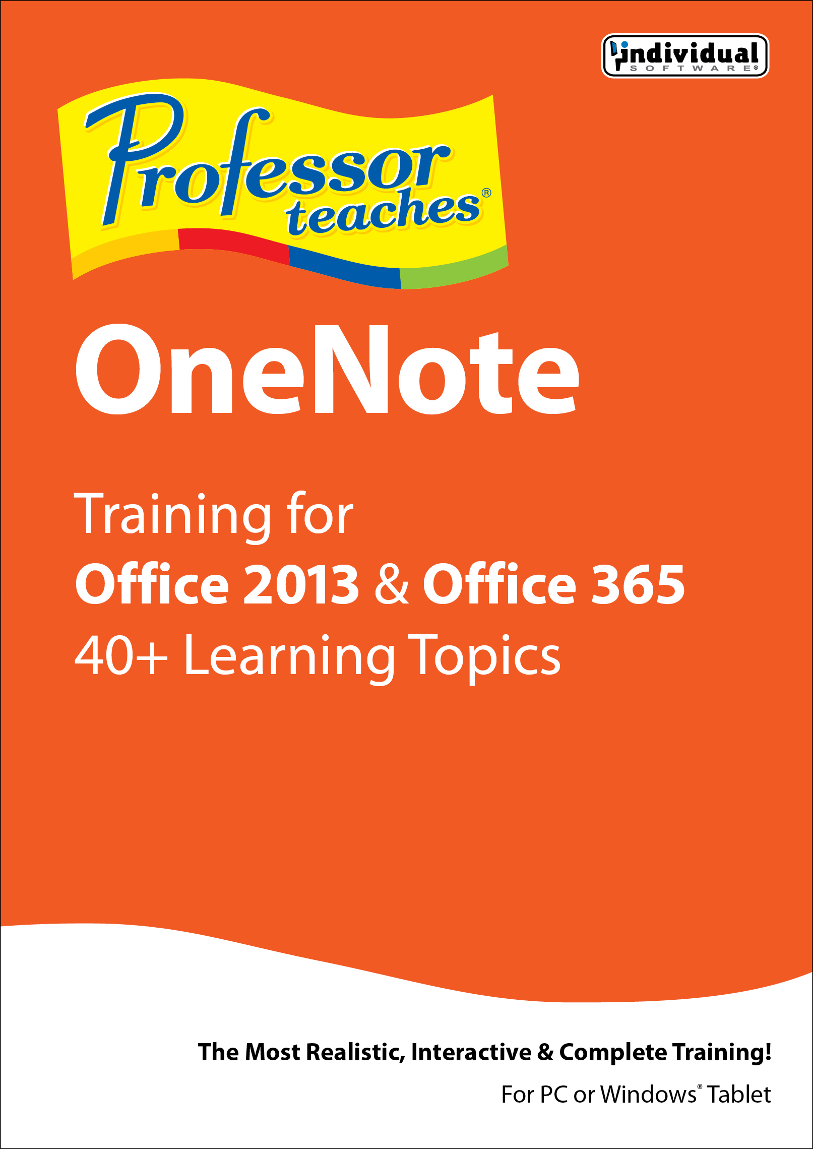 Professor Teaches® OneNote for Office 2013 & Office 365 [Download]