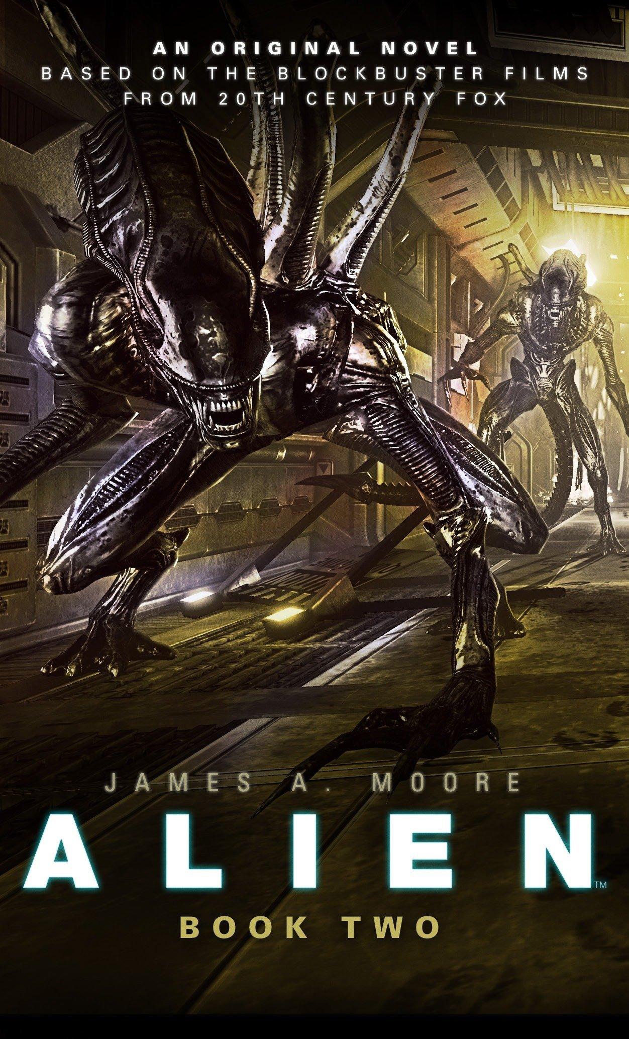 Alien: Sea of Sorrows (Novel #2): James A  Moore