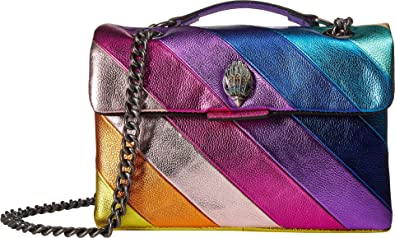 b01814a00c8 Kurt Geiger London Women's Kensington Shoulder Bag Multi/Other One Size:  Handbags: Amazon.com
