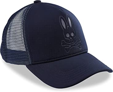 Psycho Bunny Embossed Baseball Cap