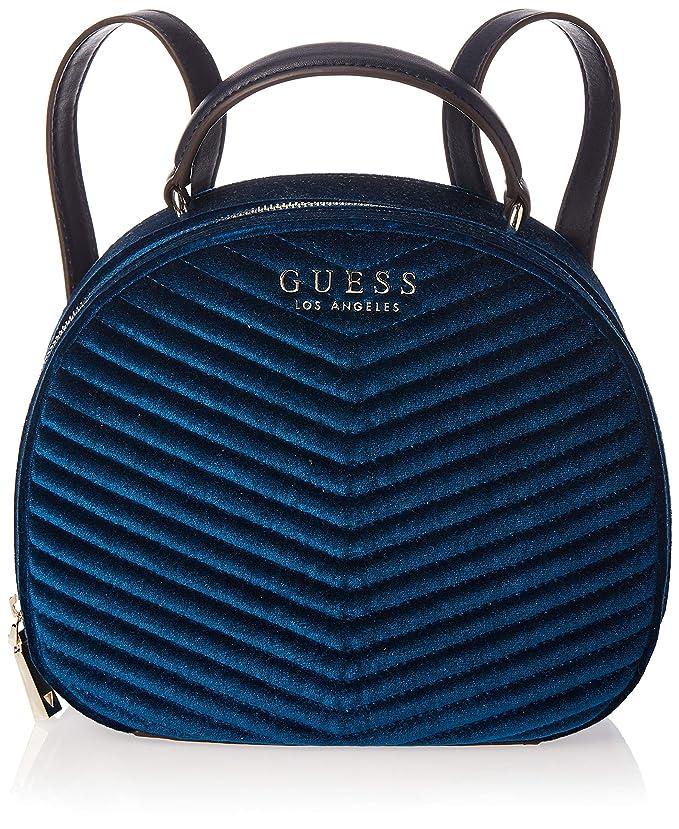 Guess, Borsa a zainetto donna Blu blu: Amazon.it: Abbigliamento