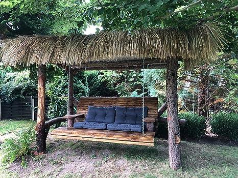 Seegrasdach 150 x 80 cm - Dachmatte de Schilfgras - naturaleza Dachschindel como viento y protección solar: Amazon.es: Bricolaje y herramientas