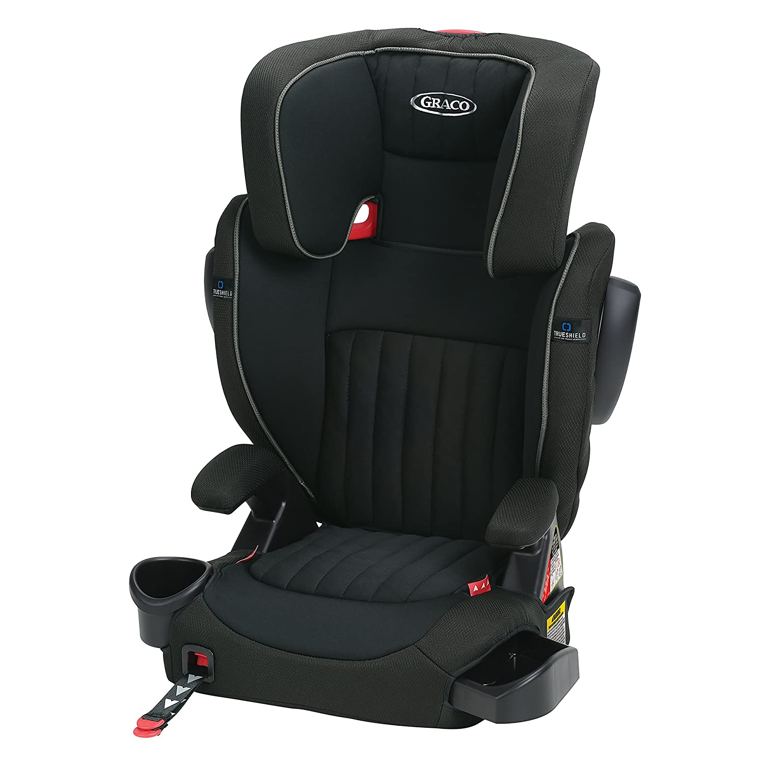 Graco TurboBooster LX High Back Booster Seat, Featuring TrueShield Side Impact Technology