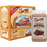 Bob's Red Mill Gluten Free Brownie Mix, 21-ounce (Pack of 4)