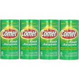 Comet All Purpose Cleanser Powder With Bleach, 14 Ounce (Pack of 4)