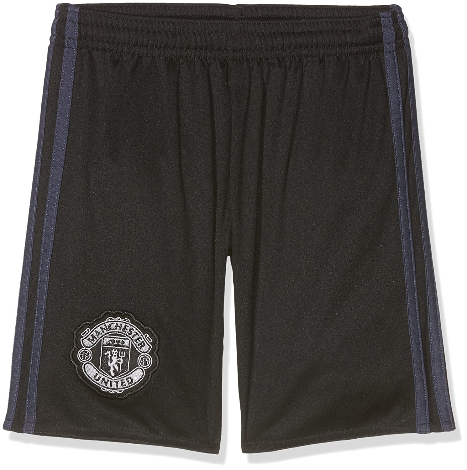 adidas Children's Manchester United Home Goalkeeper Shorts Size 176 AZ7551