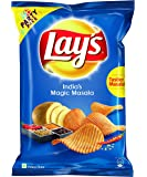 Lay's Potato Chips - India's Magic Masala (Party Pack) - 167 gm Pack