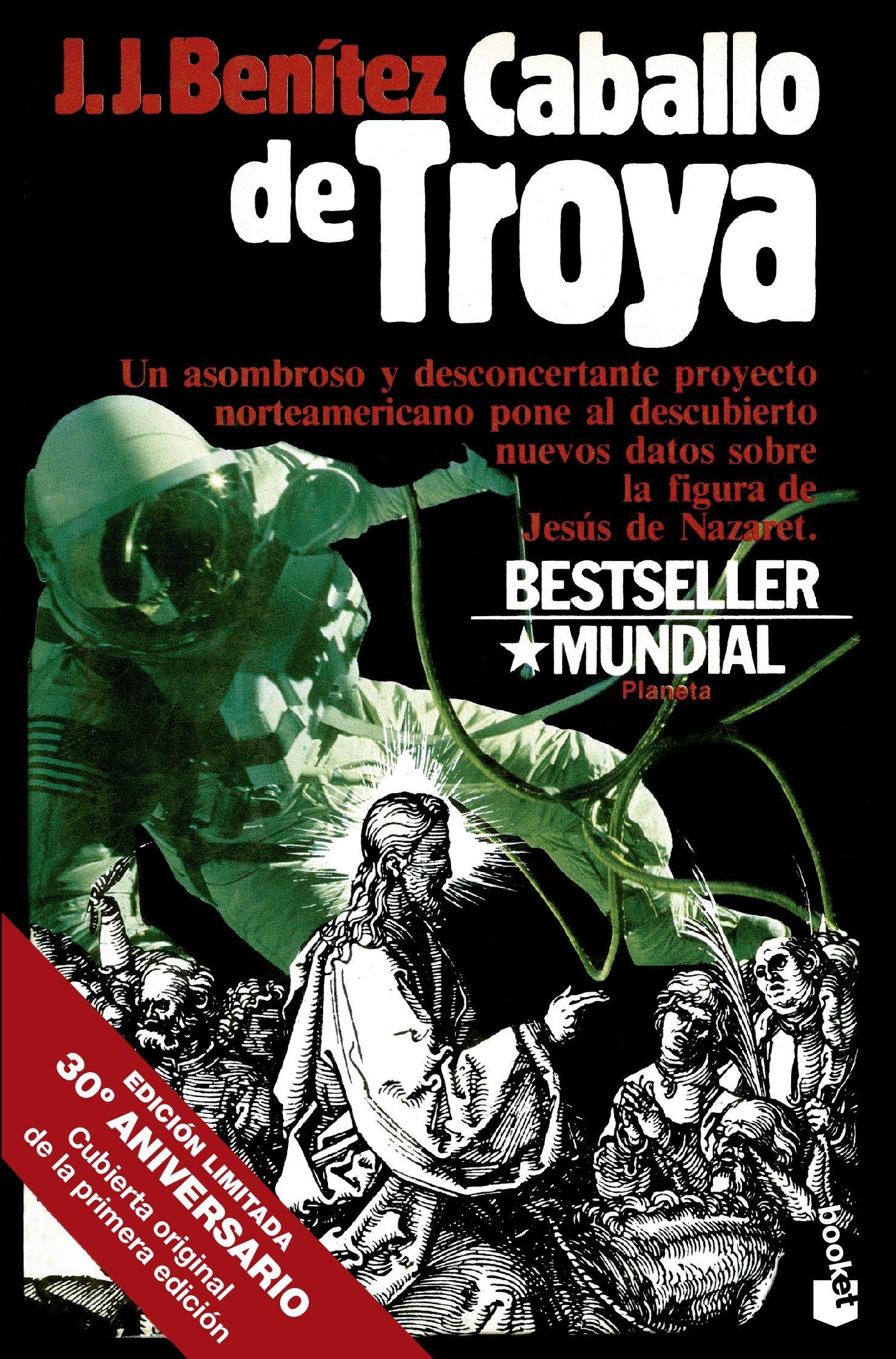 Jerusalén. Caballo de Troya 1 (Bestseller): Amazon.es: J. J. ...