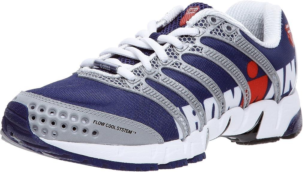 K-Swiss 2225 - Zapatos para Hombre, Color Azul, Talla 39.5: Amazon.es: Zapatos y complementos