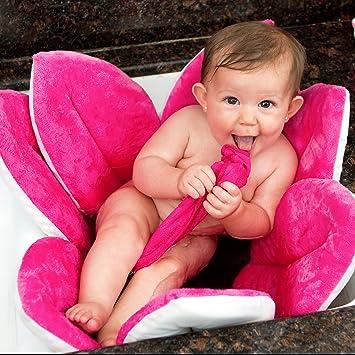 Amazon.com : Blooming Bath - Baby Bath (Hot Pink) : Baby Bathing ...