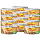 Purina Friskies Classic Pate Wet Cat Food, Chicken & Tuna Dinner (12 Pack)