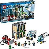Lego City 60140 - Set Costruzioni Rapina con il Bulldozer