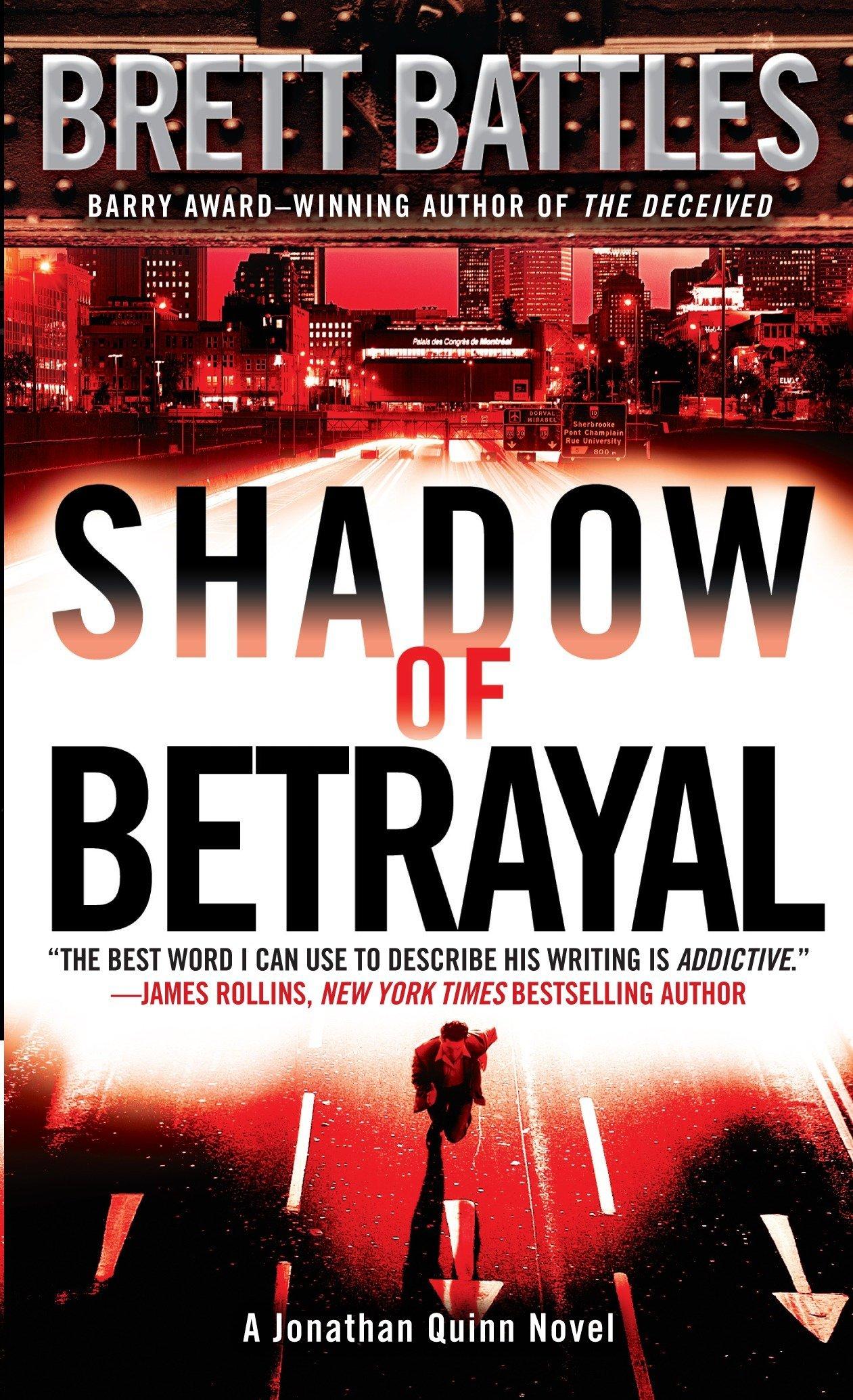 Read Online Shadow of Betrayal: A Jonathan Quinn Novel pdf epub