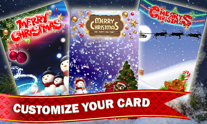 amazoncom animated christmas greetings appstore for android - Animated Christmas Greetings