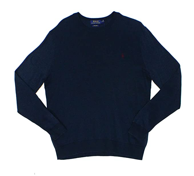 Pullover Clothing Ralph Mens Long Lauren Knit Sleeve At Store Men's Polo Sweater Amazon YdEPqwP