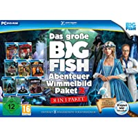 Das große Big Fish Abenteuer Wimmelbild-Paket 2 - PC [
