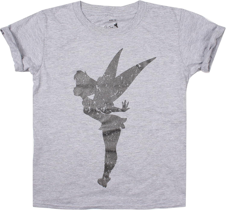 Disney Girls Silhouette T-Shirt