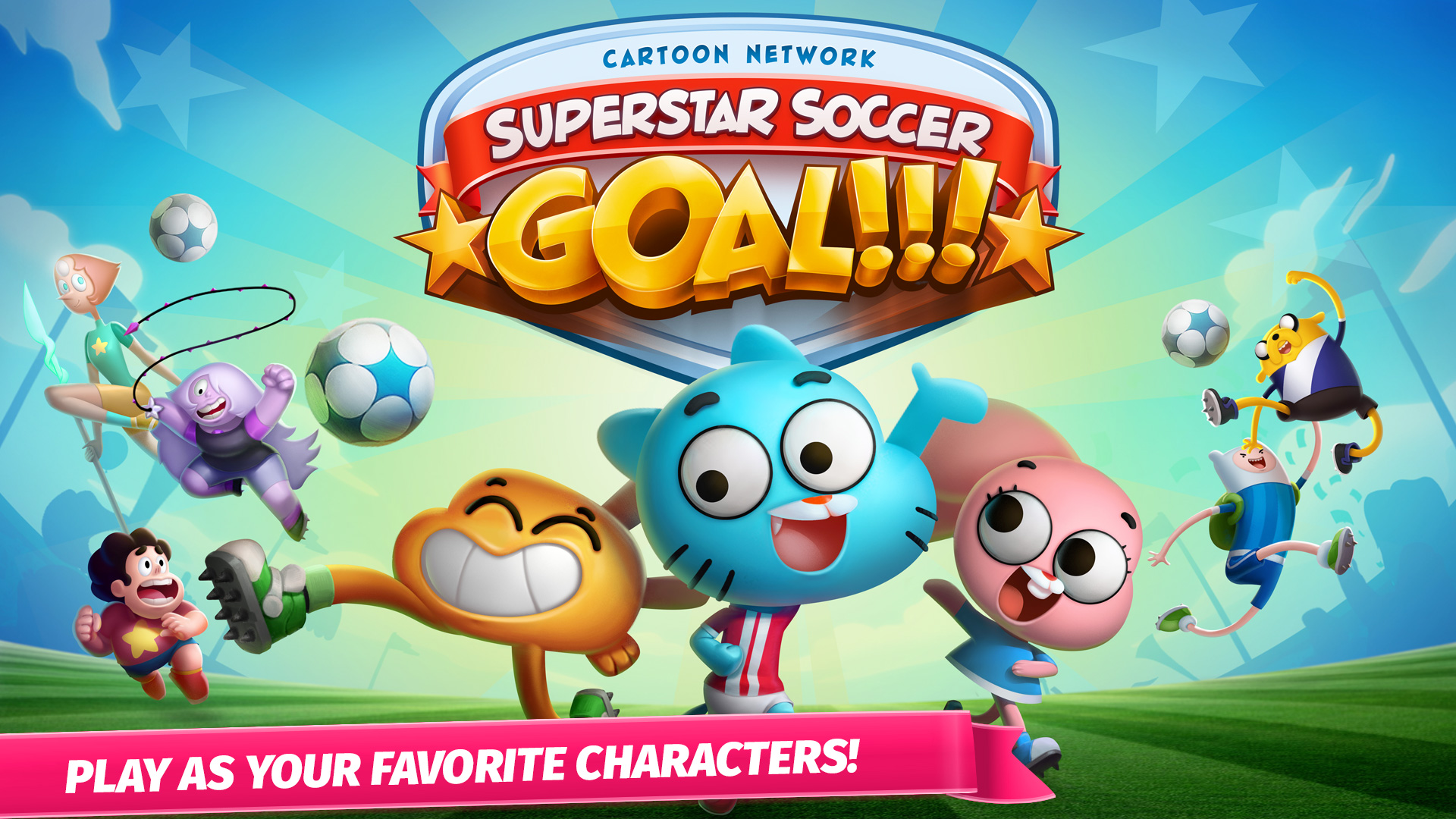 amazon com cartoon network superstar soccer goal appstore for