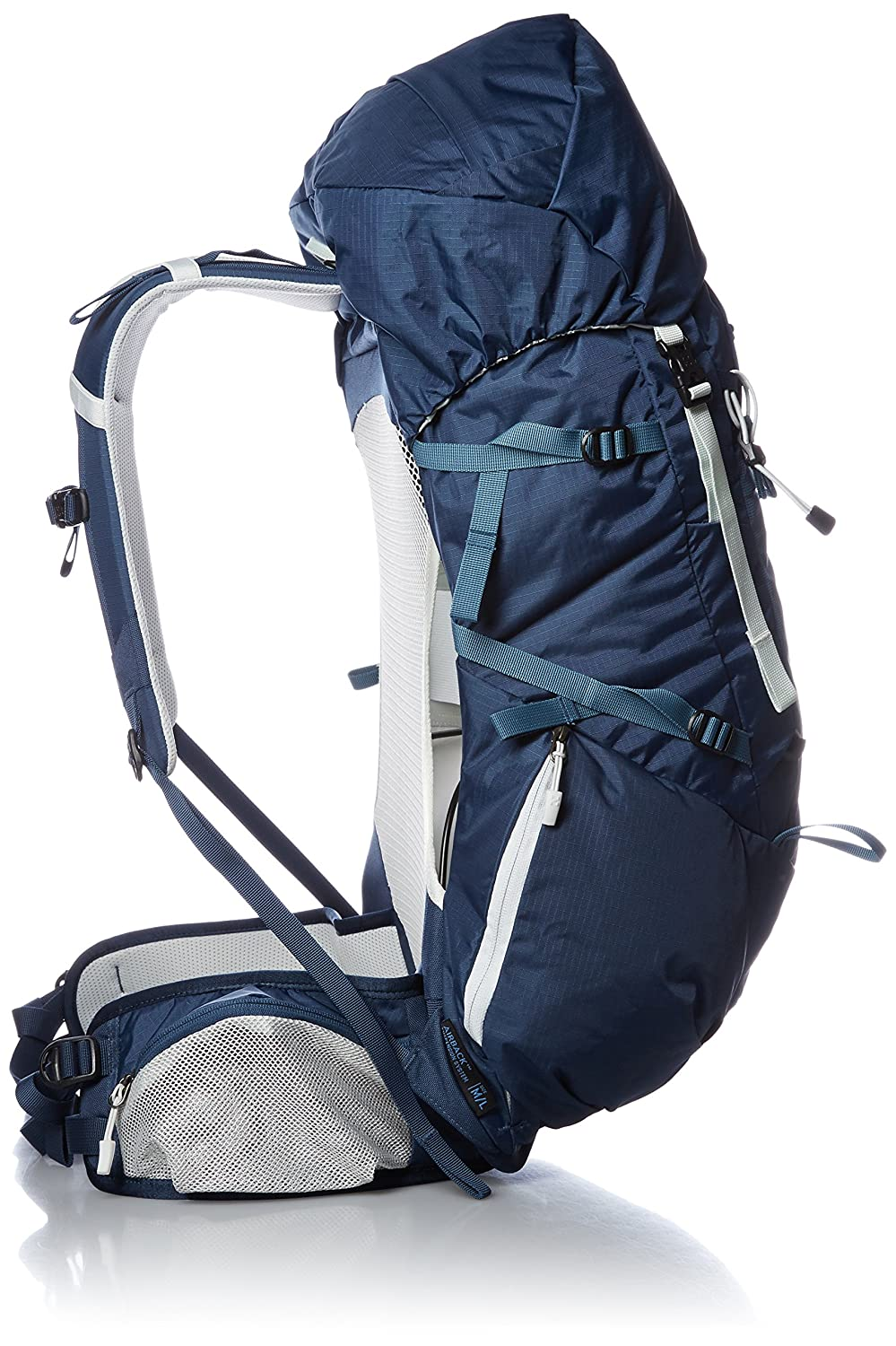 Amazon.com : Haglofs Vina 30 Hiking Backpack Medium/Large Blue Ink Steel Sky : Sports & Outdoors