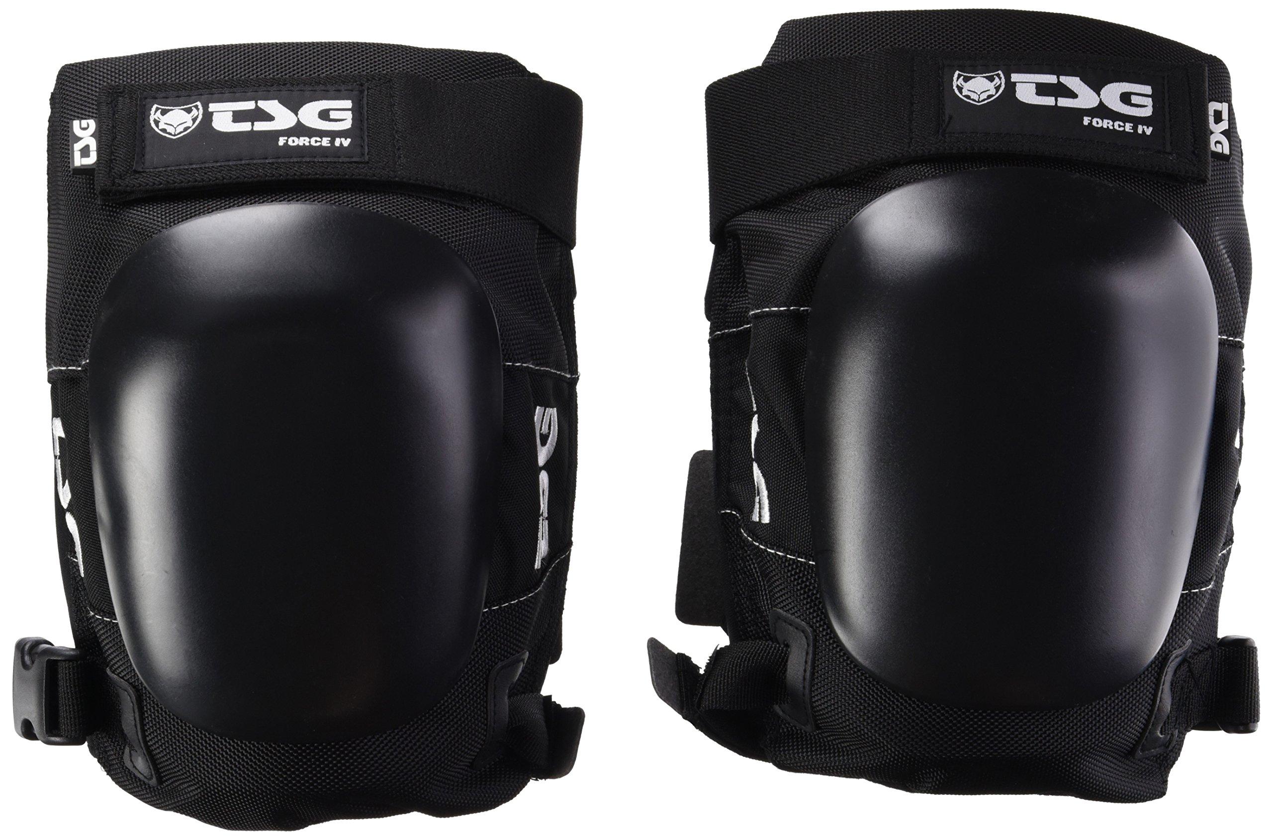 Force IV Kneepad black Size:XL