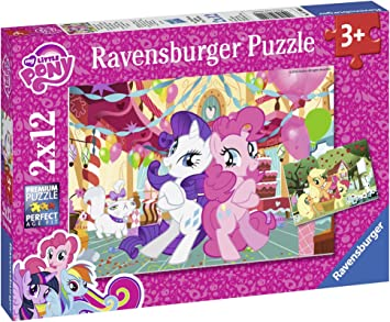 My Little Pony Jigsaw Puzzles