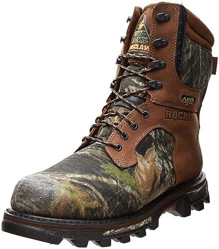 57ac246b8ce Rocky Men's Bearclaw 3D Mobu Hunting Boot