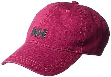 Helly Hansen Logo Gorra, Unisex Adulto, Morado (Plum), Talla Única ...
