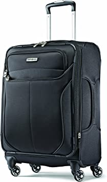 Liftwo Spinner 21 Luggage, Black, One Size