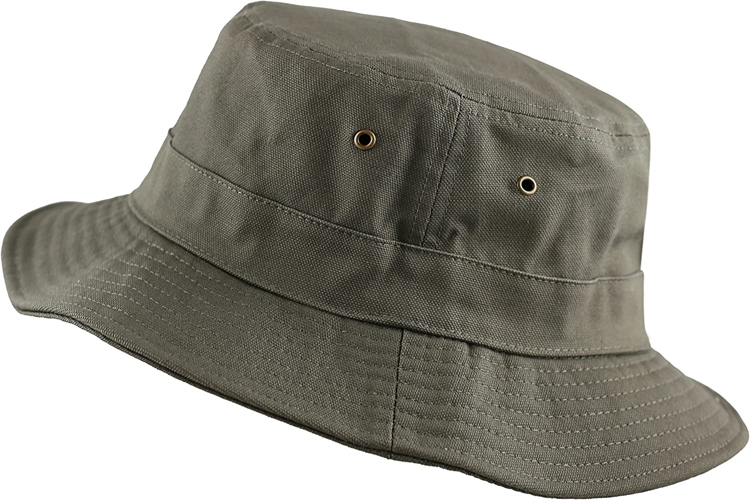 The Hat Depot Cotton Canvas...