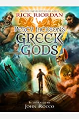 Percy Jackson's Greek Gods (A Percy Jackson and the Olympians Guide) Kindle Edition